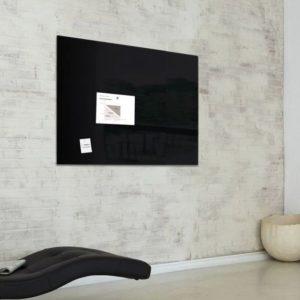 Доска стеклянная магнитно-маркерная ASKELL LUX 100х150