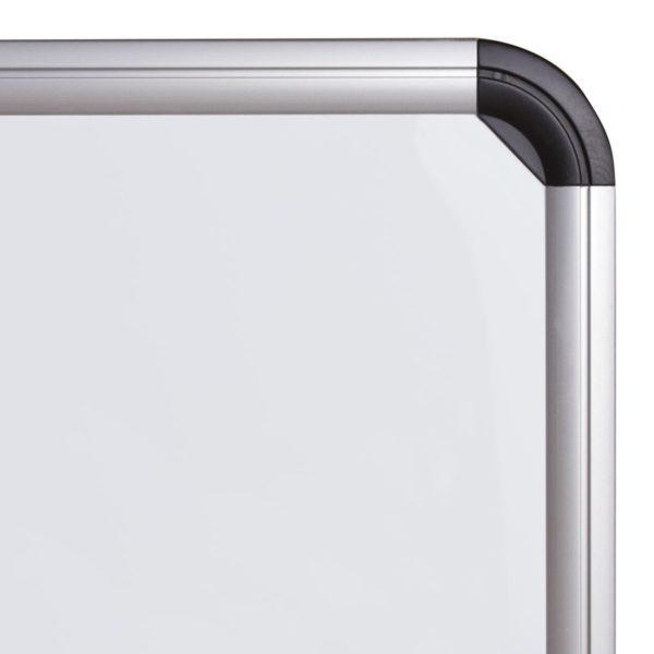 """Доска магнитно-маркерная BRAUBERG """"Premium"""", 120х240 см, улучшенная алюминиевая рамка"""