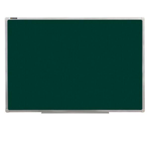 Доска для мела магнитная BRAUBERG, 90х120 см, зеленая, гарантия 10 лет, Россия, 231706