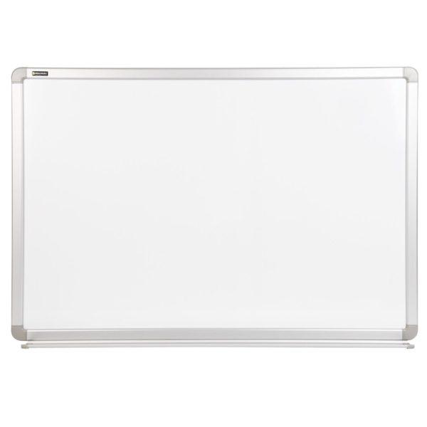 """Доска магнитно-маркерная BRAUBERG """"Premium"""", 60х90 см, улучшенная алюминиевая рамка"""