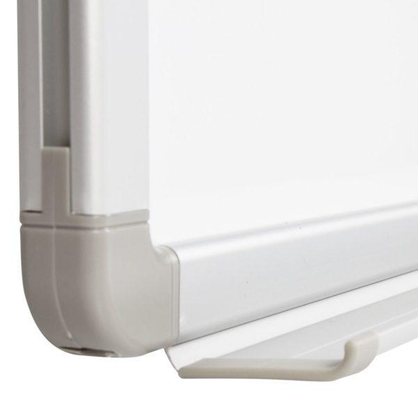 """Доска магнитно-маркерная BRAUBERG """"Premium"""", 90х120 см, улучшенная алюминиевая рамка"""