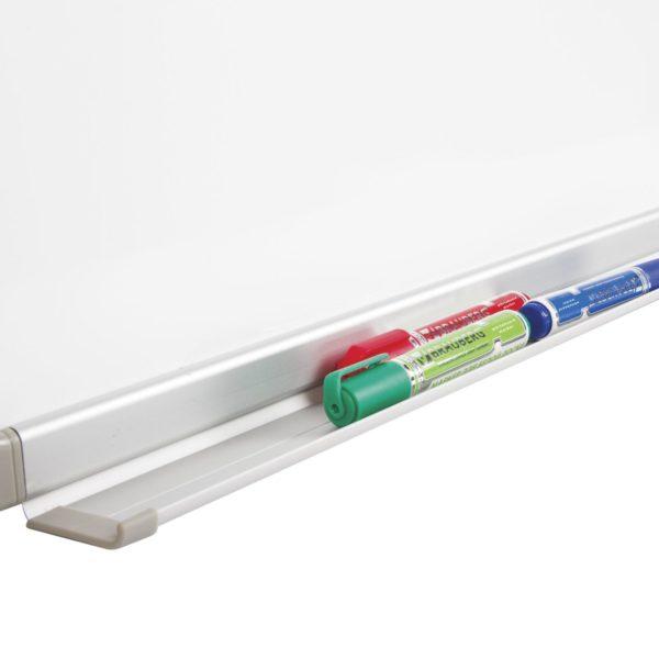 """Доска магнитно-маркерная BRAUBERG """"Premium"""", 90х180 см, улучшенная алюминиевая рамка"""