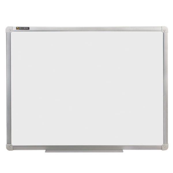 Доска магнитно-маркерная BRAUBERG стандарт, 45х60 см, алюминиевая рамка, 235520