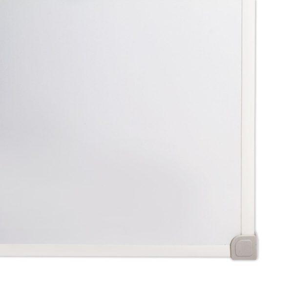 Доска магнитно-маркерная STAFF, 60х90 см, ПВХ рамка, 236158