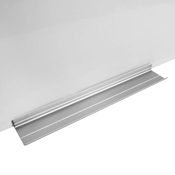Доска магнитно-маркерная STAFF, 90х120 см, ПВХ рамка