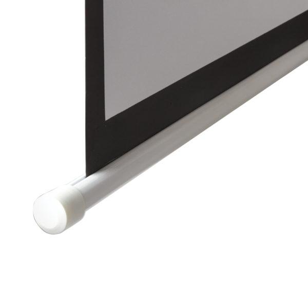 Экран проекционный BRAUBERG WALL, матовый, настенный, 180х180 см, 1:1, 236726