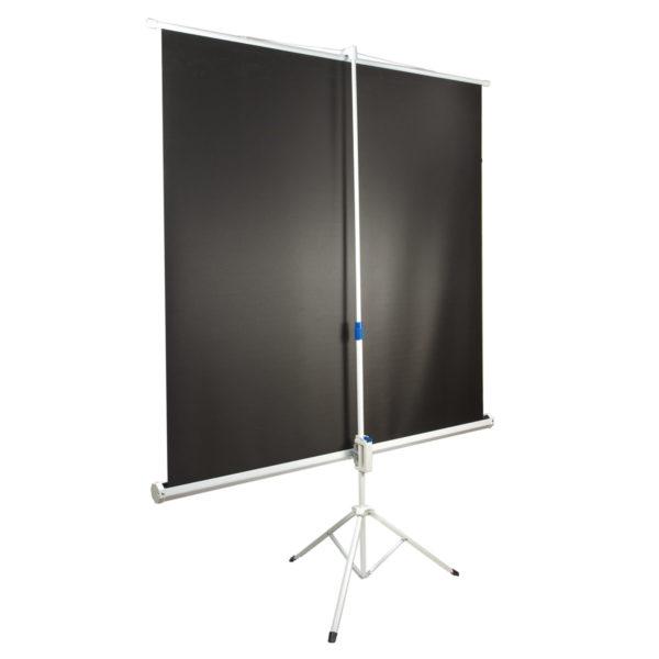 Экран проекционный BRAUBERG TRIPOD, матовый, на треноге, 150х200 см, 4:3, 236732