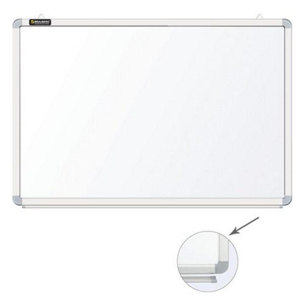 """Доска магнитно-маркерная BRAUBERG """"Premium"""", 45х60 см, улучшенная алюминиевая рамка"""